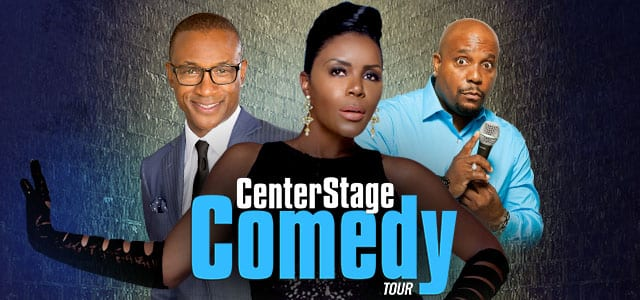 shubert theater center stage comedy tour